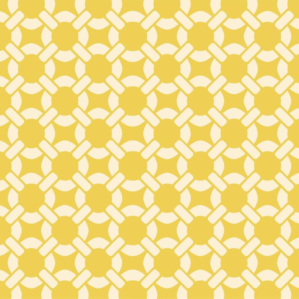 Stencil Ease Berkley Weave Wall Painting Stencil - Production Size ...
