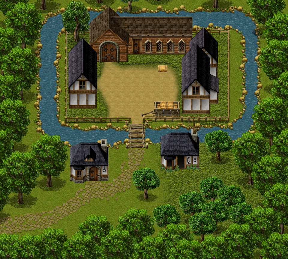 Rpg Maker, Pixel Art, Game Inspiration