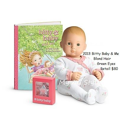 American Girl Doll Bitty Baby Doll