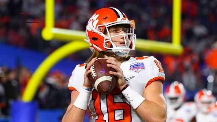 Ranking The 25 Best Players In The Cfp Title Game Trevorlawrence Lsu S Joe Burrow Beats Out Clemson S Trevor Lawrence For The Top Spot But How Do The Othe In 2020