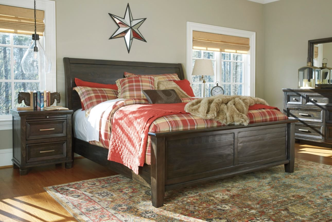 Heritage road 39 s townser bedroom collection ashley - Ashley furniture bedroom packages ...
