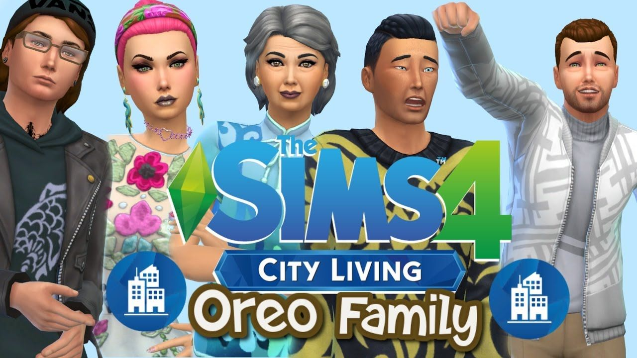 The Sims 4 City Living: Oreo Style (Part 12) SURPRISE