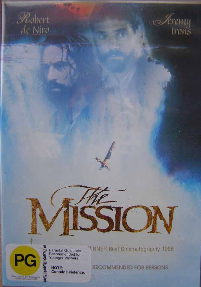 Bildergebnis für the mission movie 1986