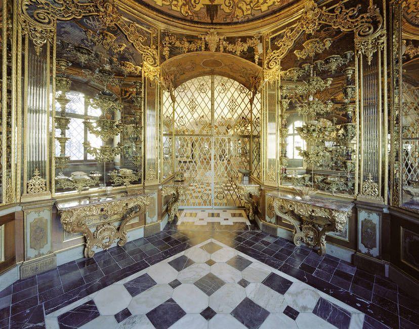 Residenzschloss Historisches Grunes Gewolbe Grunes Gewolbe Dresden Historisch