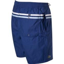 Photo of Pantaloncini da bagno Lacoste uomo, cotone, blu Lacoste