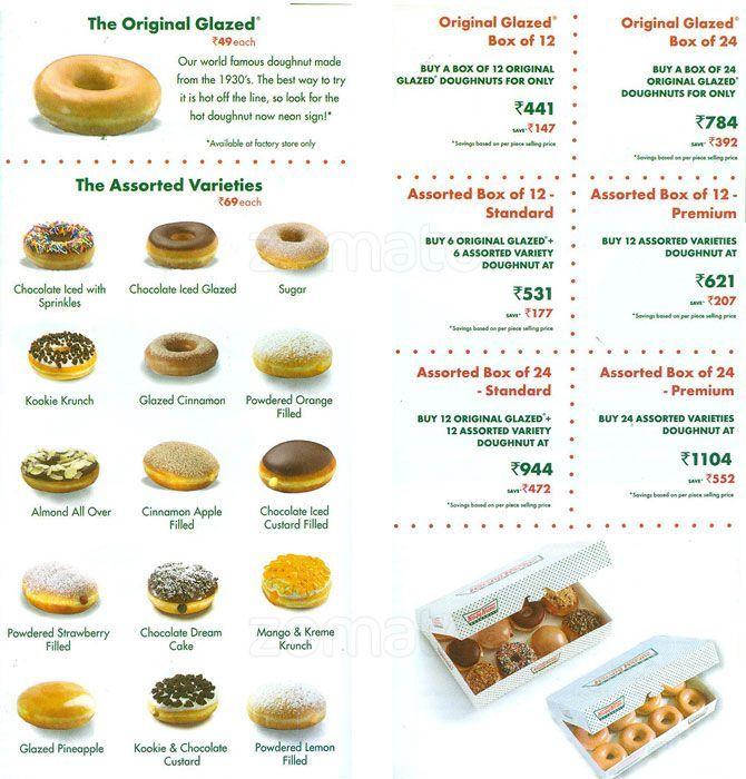 Pin By Nisha On Doughnuts Are Bae Krispy Kreme Doughnuts Food