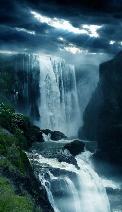 Finally Brethren Whatever Is True Whatever Is Honorable Whatever Is Right Whatever Is Pure Whatever Is Lovely Whatever Is Waterfall Beautiful Waterfalls Nature