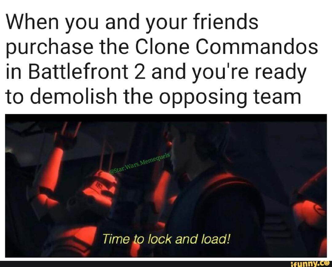 Pin On Funny Battlefront Memes