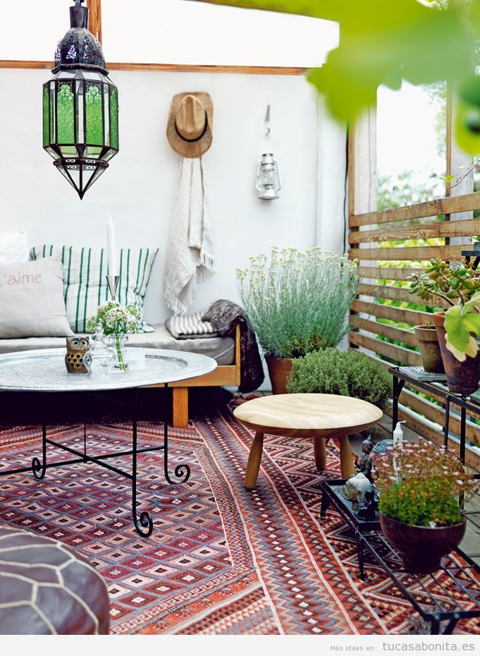 Ideas decorar sala de estar estilo chill out 4 terraza - Decoracion terrazas chill out ...