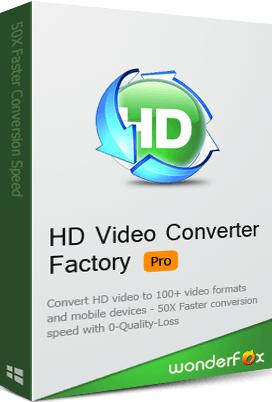 Resultado de imagen de Dic 5 WonderFox HD Video Converter Factory PRO