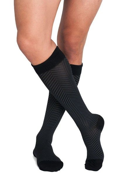 8786330c84 Soxxy Socks Herringbone Men's Compression Socks. Go ahead, wear them to the  office. No one will guess you're wearing compression socks. $35