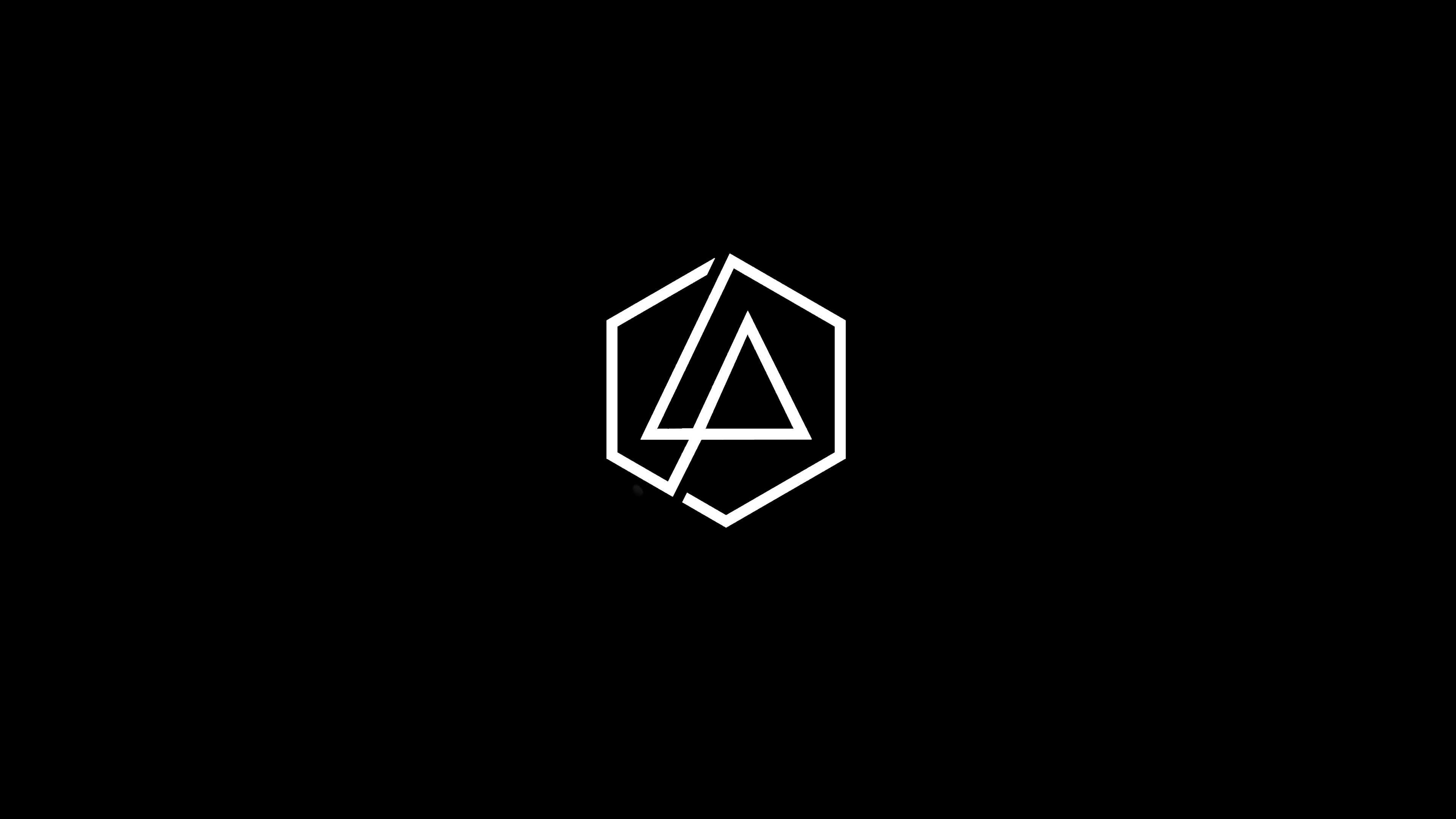 4k Amoled Black Linkinpark Simple 4k In 2020 Linkin