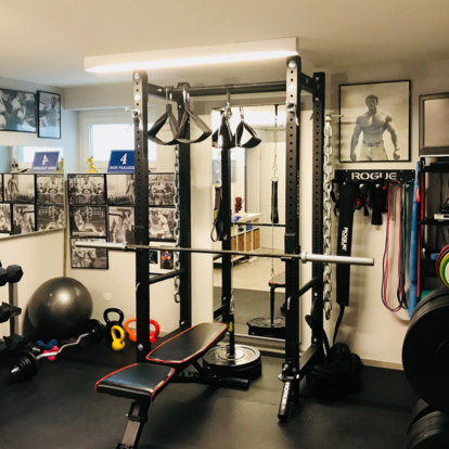Rogue equipped garage gyms photo gallery rogue canada gym