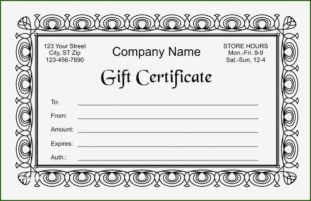 15 Skillful Certificate Template Google Docs You Ll Want To Copy Immediately In 2021 Gift Card Template Free Gift Certificate Template Certificate Templates