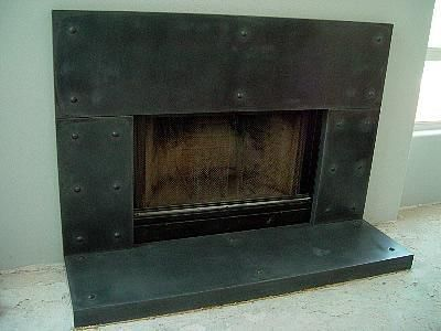 Slate  Fireplace Surrounds  California Concrete Designs  Anaheim