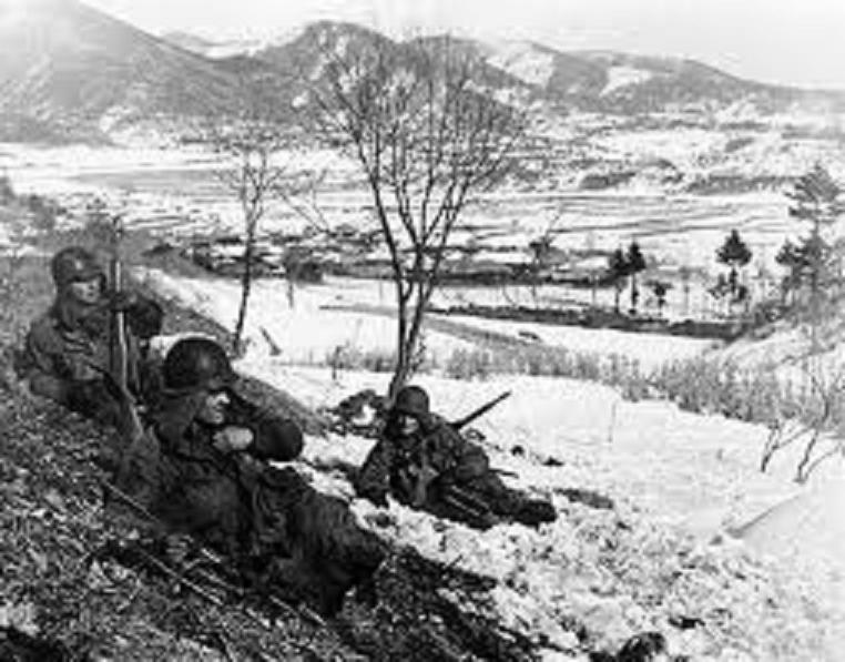 13-15 February 1951 - Battle of Chipyong-ni  A mass assault