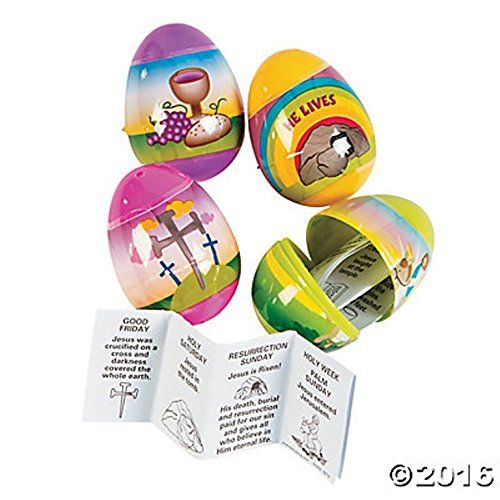 Resurrection story filled plastic easter eggs and other christian resurrection story filled plastic easter eggs and other christian based gifts for easter enough negle Gallery