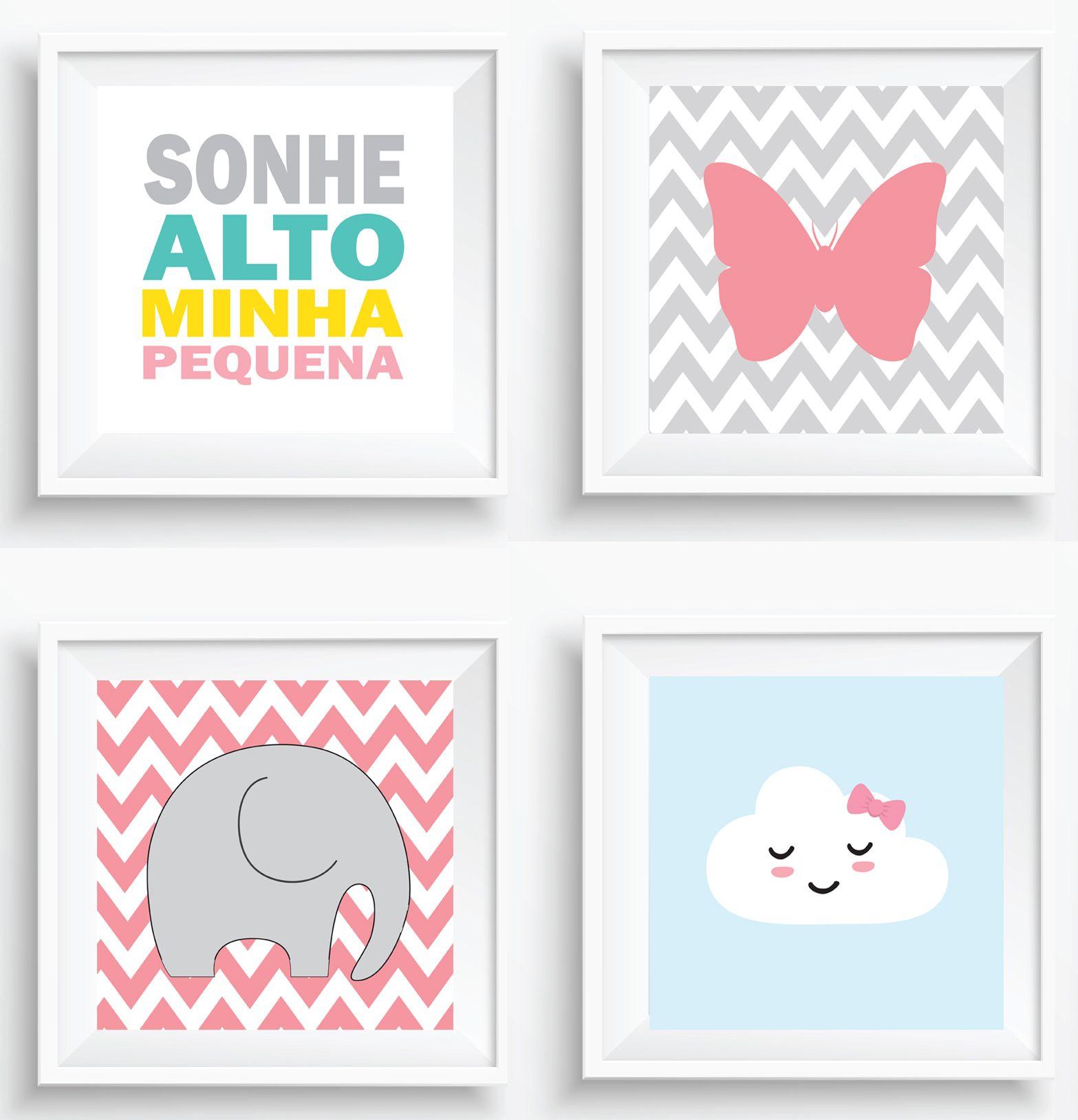Pin Do A Ana Queila Bruno Em Quadros Decorativos Pinterest  ~ Posters Para Imprimir Quarto E Guarda Roupa Para Quarto