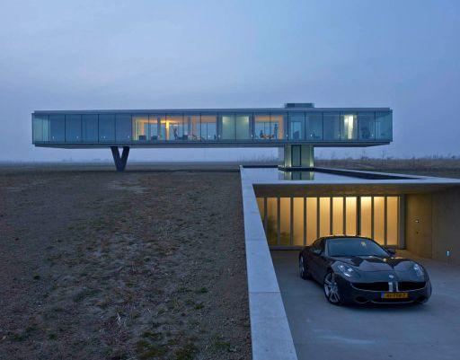 Villa Kogelhof by Paul de Ruiter Architects SUEÑAS EN GRANDE....
