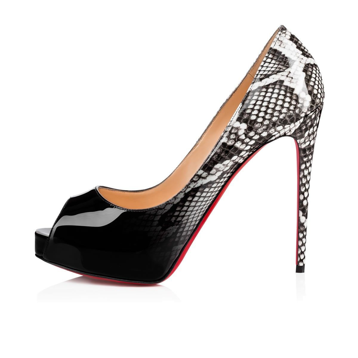 99211831a72 Shoes - New Very Prive Patent Degrade Roccia - Christian Louboutin
