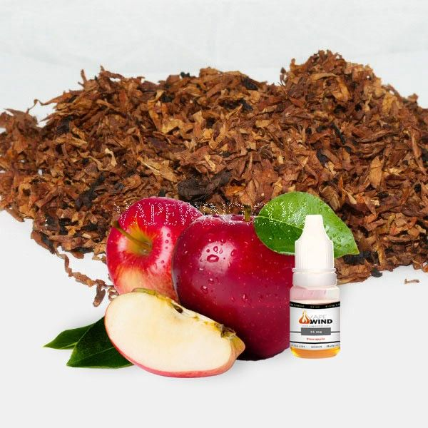 Apple Tobacco E Juice Vape Wind Eliquid Juice Flavors E