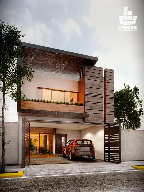 Ampliaci n de casa habitaci n en colima colima ideas for Proyecto casa habitacion minimalista