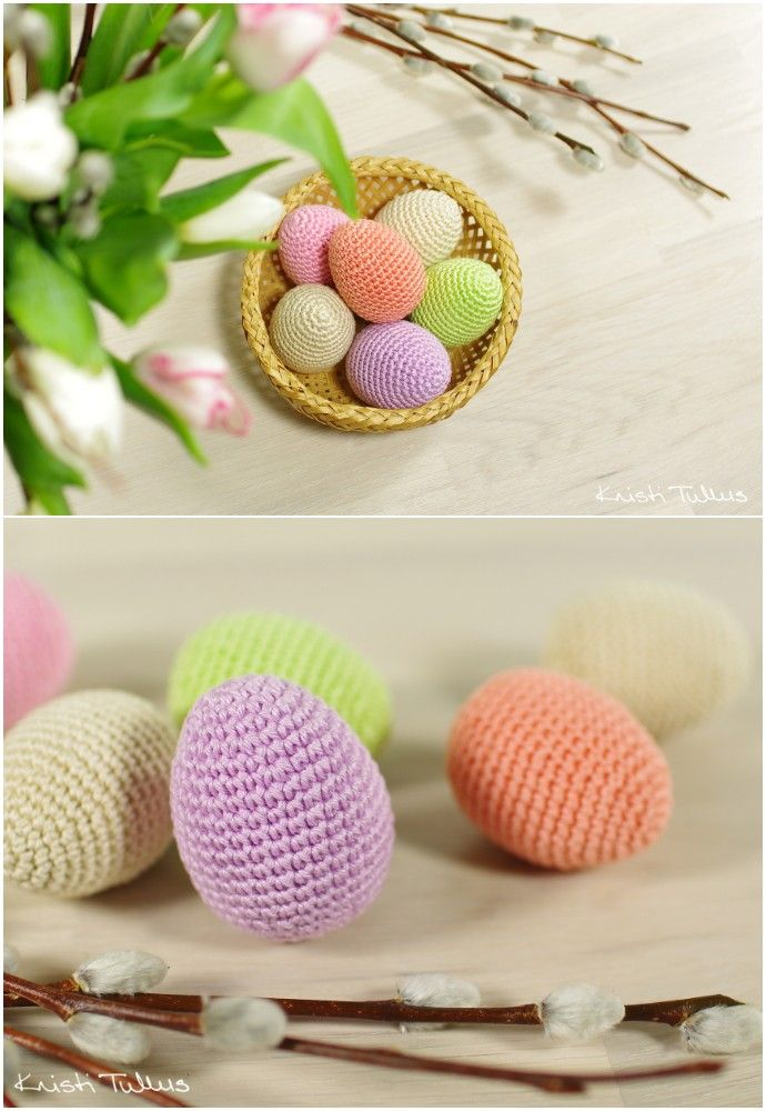 I had to put together a little collection of Spring Time Free Crochet Patterns. This free pattern explains everything clearly, so start crocheting now. #eastercrochetpatterns