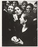 Robert Capa - Neapel/Naples, 1943, Vintage silver...