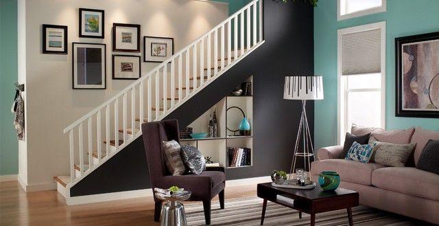 Wohnung Streichen Ideen Bilder Zu Farben Auf