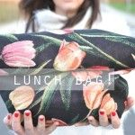 DIY+–+Damask+lunch+bag * so simple*