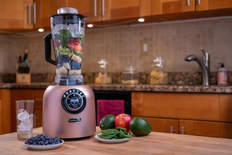 A blender to effortlessly make smoothies soups purees