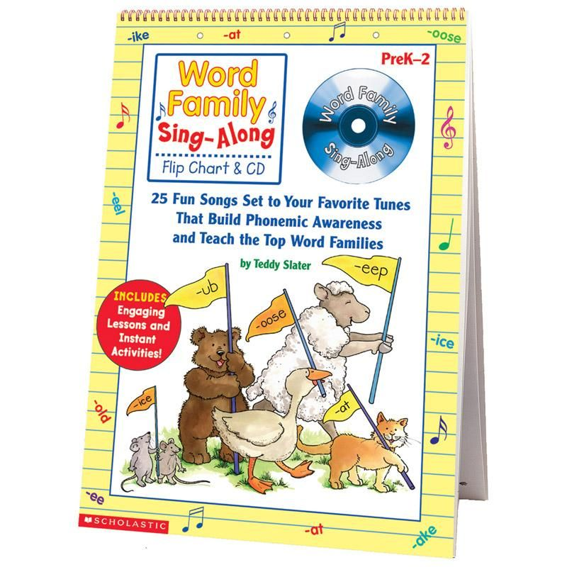 Animal Phonics Teaching Guide Scholastic Teaching Resources