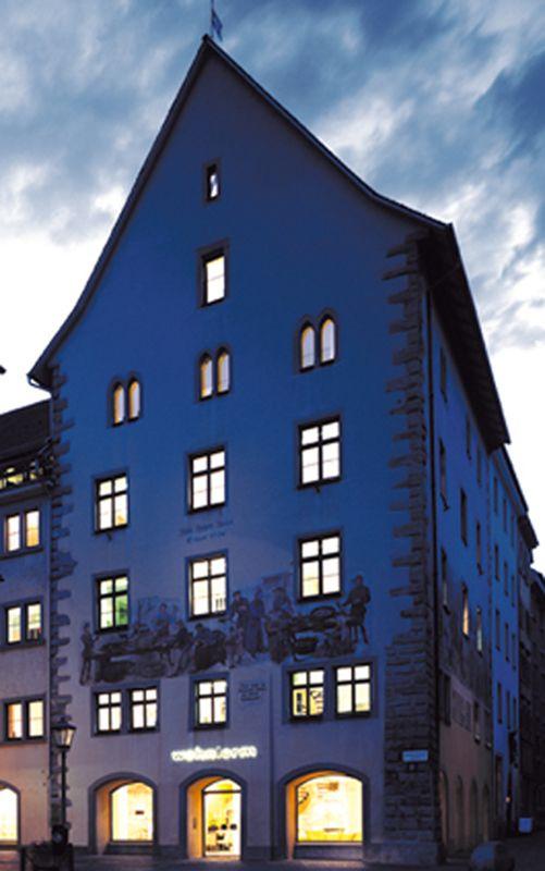 Einrichtungshaus Konstanz einrichtungshaus wohnform unser geschäft im hohen haus in