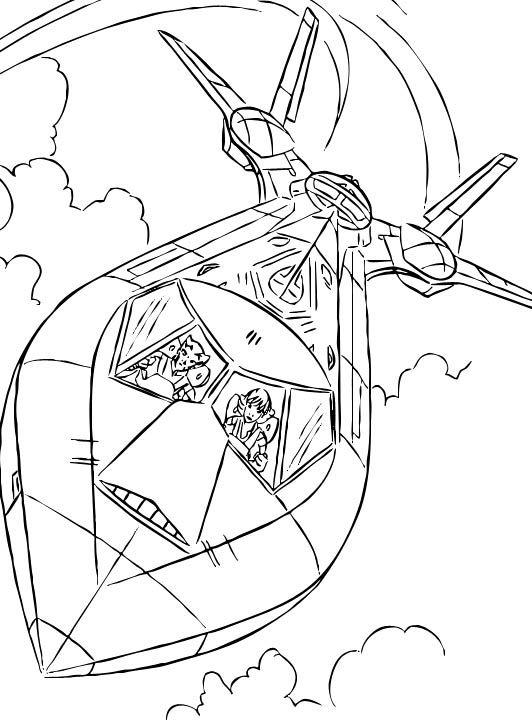 Avion Des X Men Coloring Pages Coloring Pages Free Coloring Pages Coloring For Kids