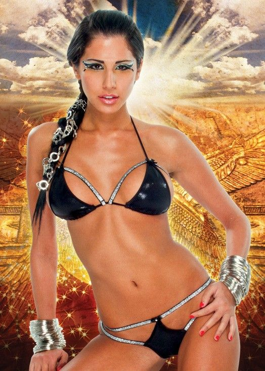 Erotic egyptia lingure