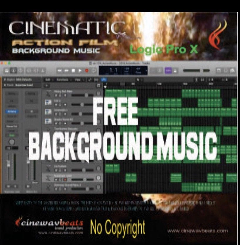 Free Download Click Here Game Background Music Action Film Video Ads