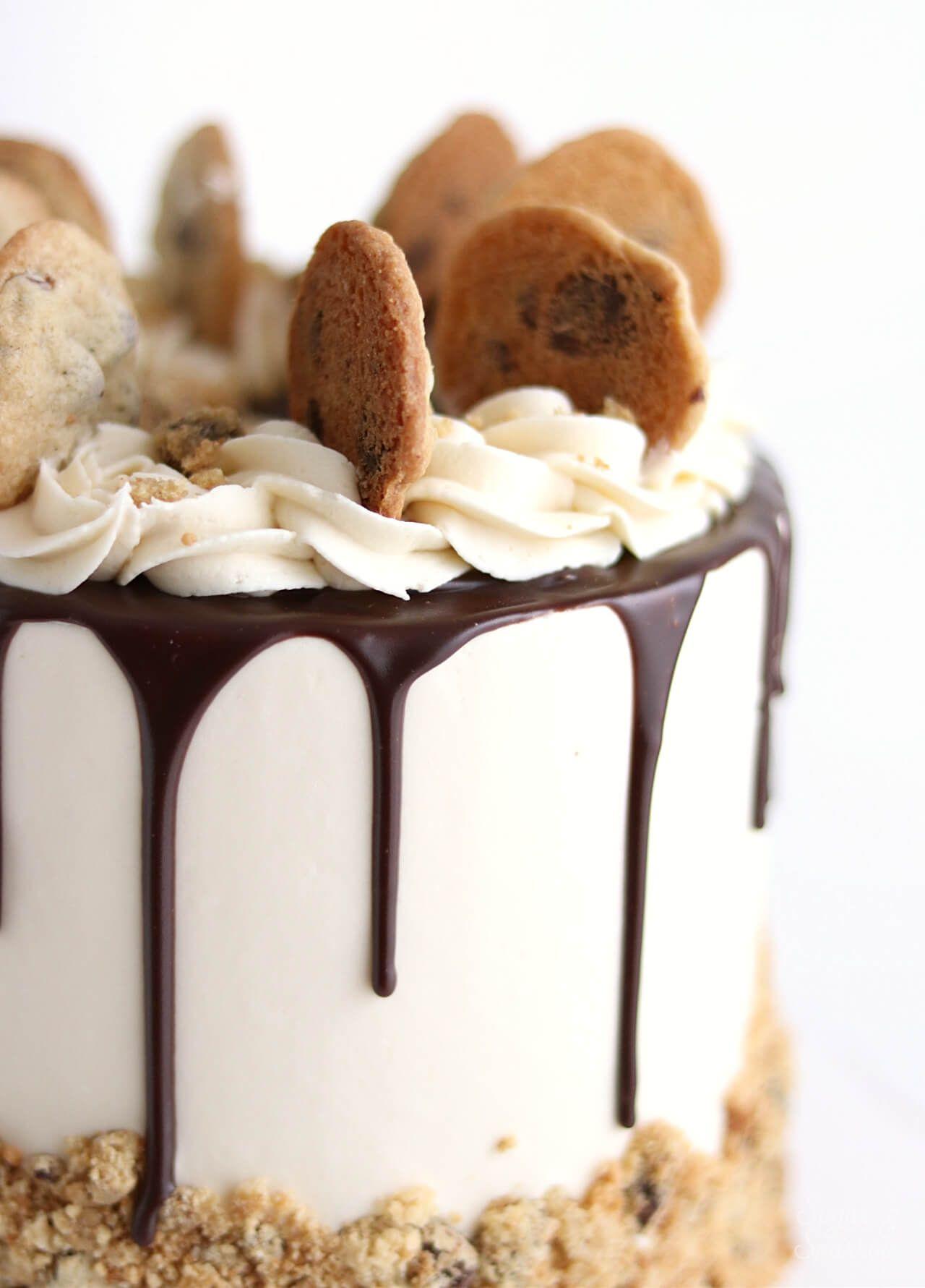 Milk cookie cake recipe chocolate chip cake recipe