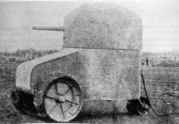 american ww1 tank - Google Search
