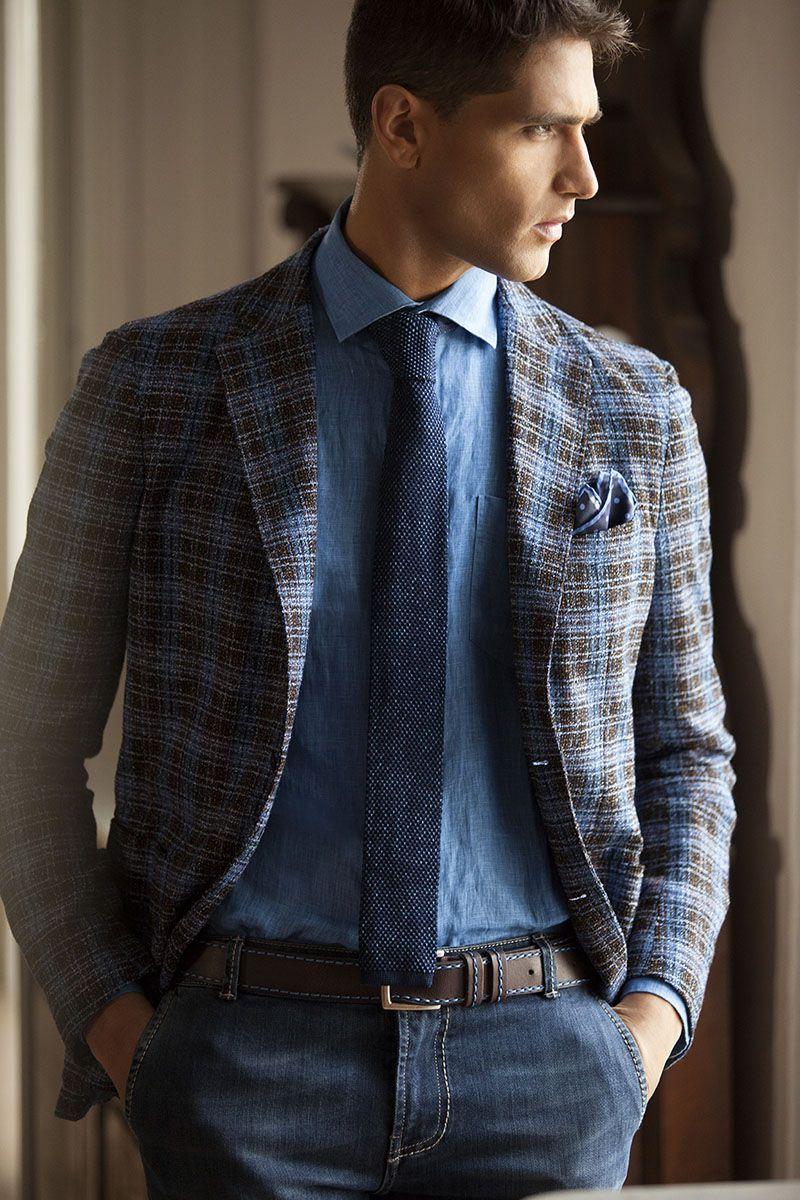 sale retailer 452bb 486dc Angelo Nardelli - P/E 2018. Love this plaid blazer with a ...