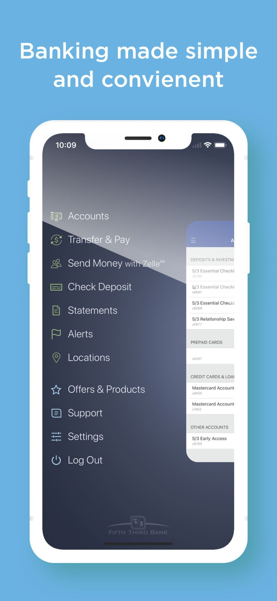 Fifth Third Mobile Banking iosFinanceappapps Mobile