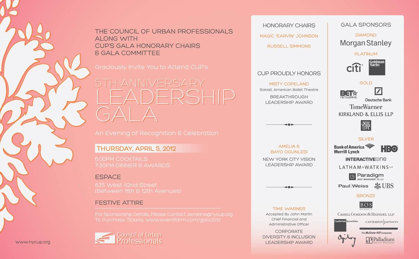 Gala event invitation youth version of cups 5th anniversary gala event invitation youth version of cups 5th anniversary leadership gala invitation stopboris Gallery