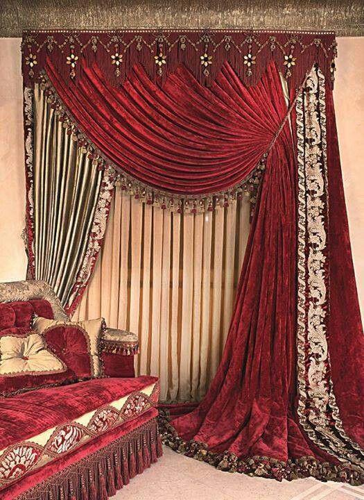 Orientalism In Interior Design Elegant Curtains Luxury Curtains Curtains #pretty #curtains #for #living #room