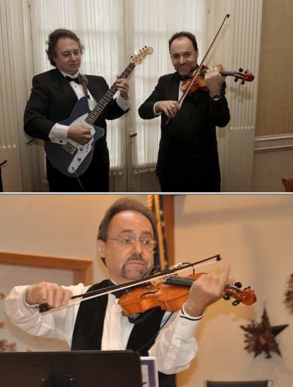 Joseph Zilberman has over 20 years of performance experience as a classically trained violin player. He is a soloist who plays jazz, swing or gypsy jazz, classical and pop, among others.