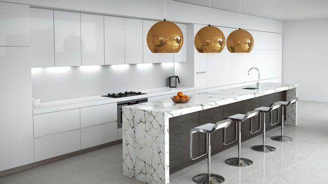 cocinas modernas Decoración Pinterest Kitchens
