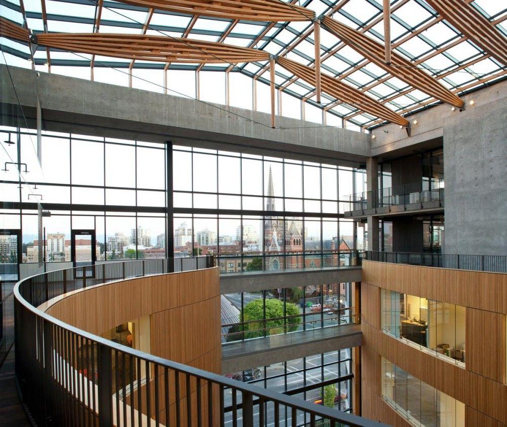 The Atrium DAmbrosio Architecture Urbanism