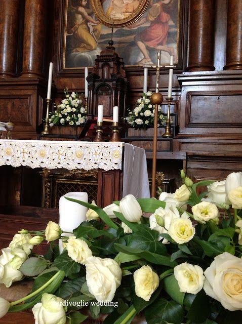 Anniversario Matrimonio Umbria.Chiesa In Valnerina Composizioni Floreali Matrimonio