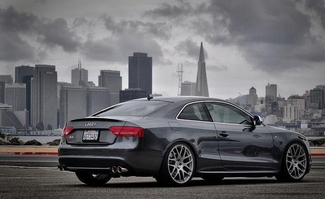 Audi San Francisco >> Audi S5 San Francisco Exhaustnote Testdrive Audi