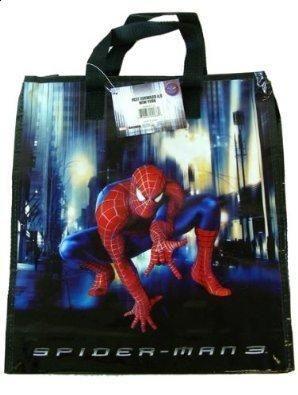 Marvel Heroes character tote bag- Multi-purpose Spiderman woven bag -  #target coupon #discount logo