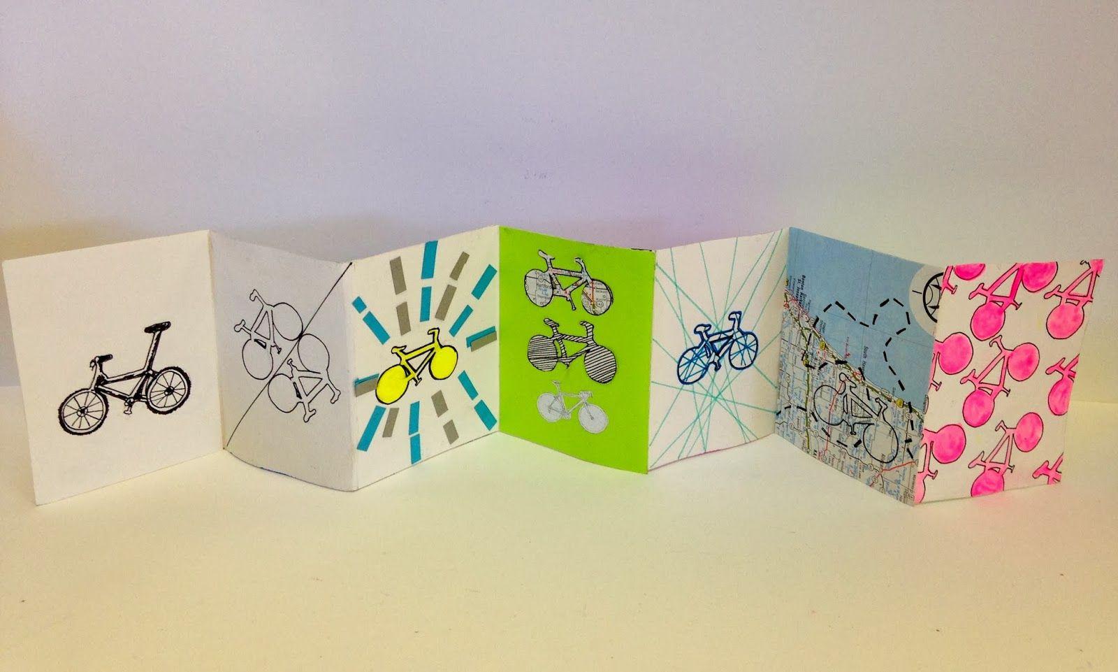 Elements Amp Principles Of Design Book Project