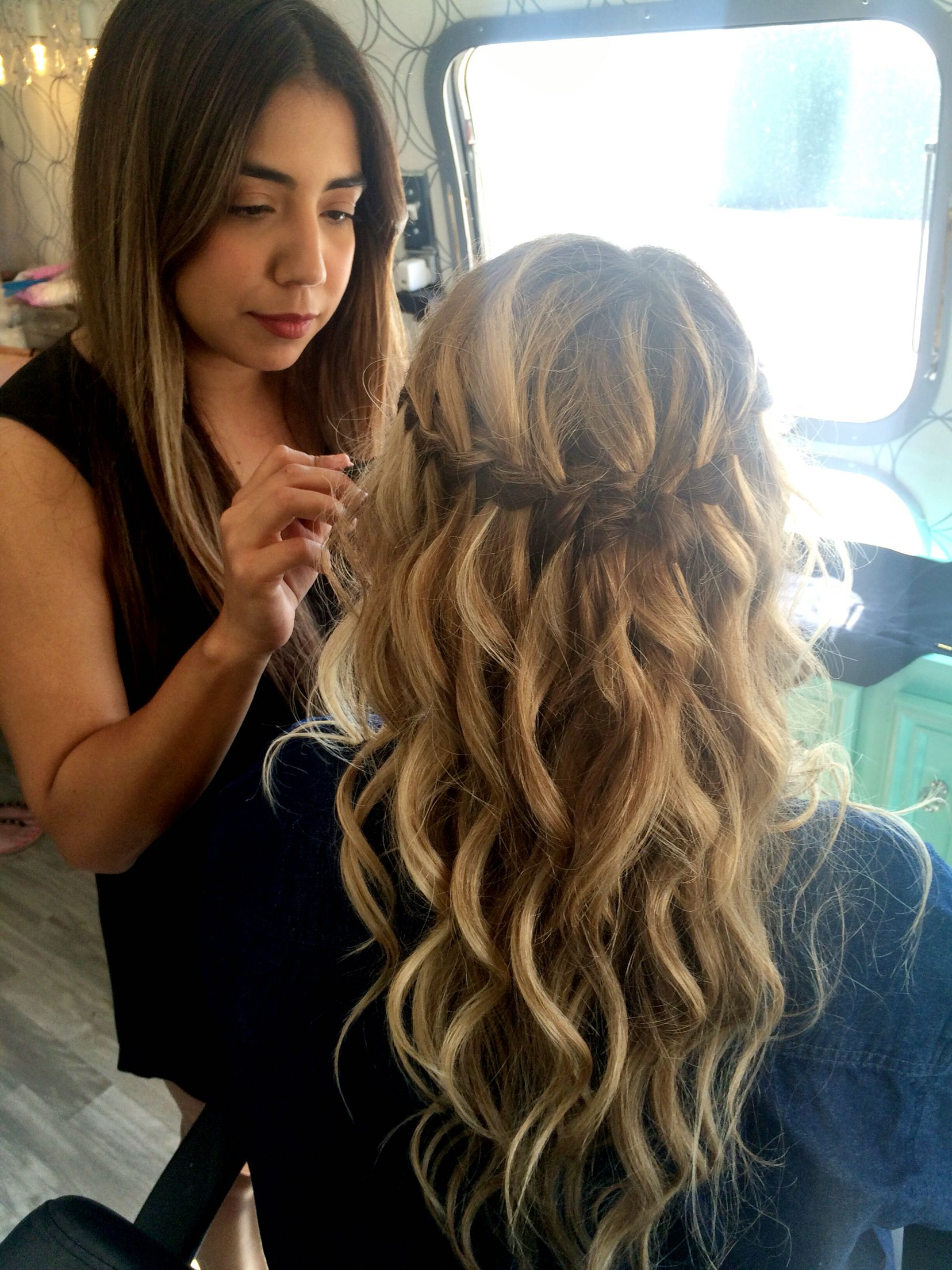 wedding hair by flair style lounge austin tx